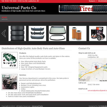 Universal Parts Co